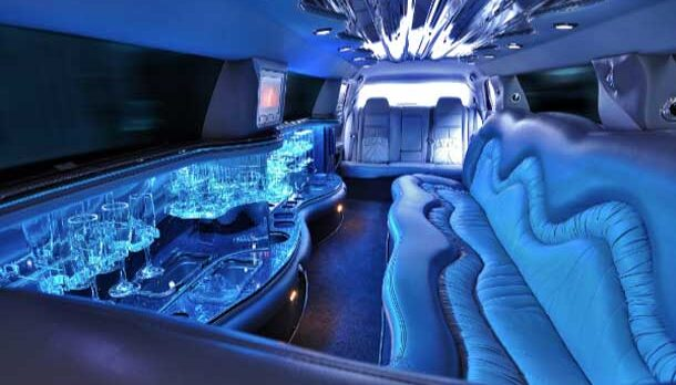 Alisha limousine & party bus service