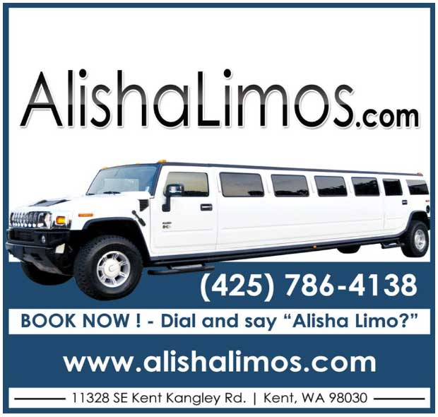Renton WA Limousine & Party Bus Company