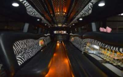 Hummer Stretch Limo - 22 Passengers