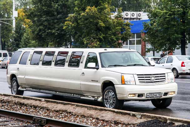 limos for wedding