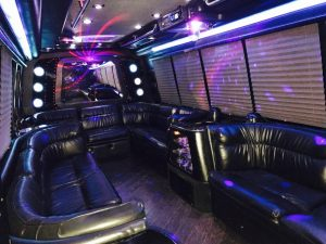 Party Bus Rentals near Bonney Lake